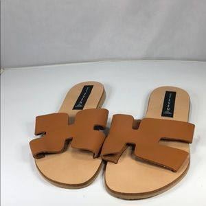 [180] Steven by Steve Madden 7 M Greece Sandals